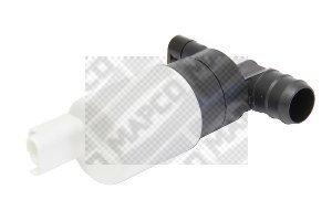 Waschwasserpumpe, Scheibenreinigung 12 V MAPCO 90023
