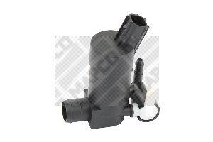Waschwasserpumpe, Scheibenreinigung 12 V MAPCO 90601