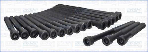 Zylinderkopfschraubensatz AJUSA 81005400