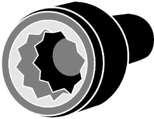 Zylinderkopfschraubensatz CORTECO 016737B