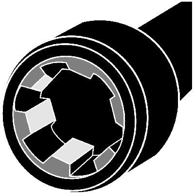 Zylinderkopfschraubensatz CORTECO 016745B