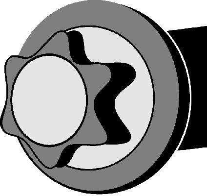 Zylinderkopfschraubensatz CORTECO 016744B
