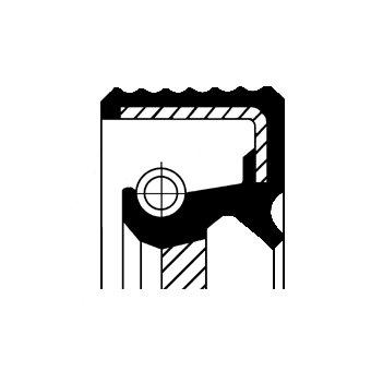 Wellendichtring, Schaltgetriebe CORTECO 01030457B