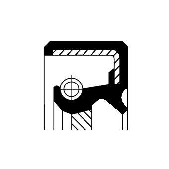 Wellendichtring, Schaltgetriebe CORTECO 19034041B
