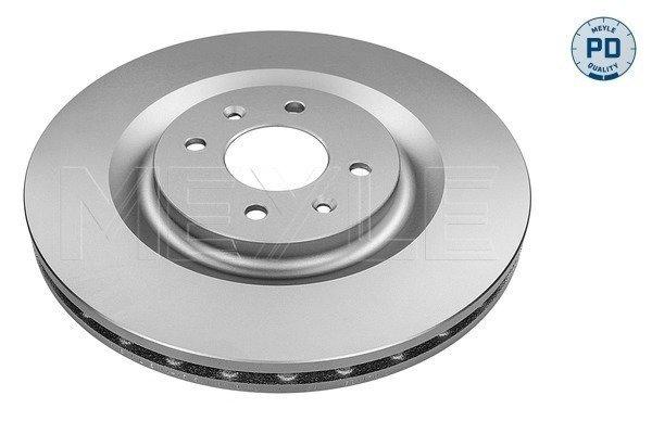 Bremsscheibe Vorderachse MEYLE 11-15 521 0040/PD