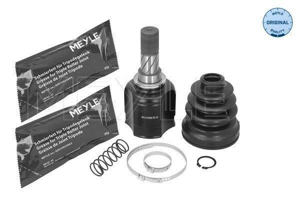 Gelenksatz, Antriebswelle getriebeseitig Vorderachse MEYLE 16-14 498 0092