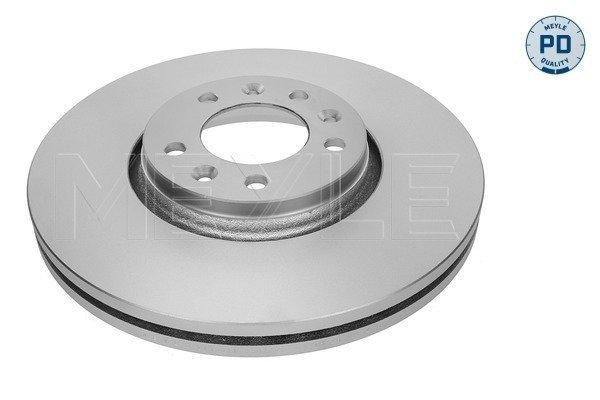 Bremsscheibe Vorderachse MEYLE 215 521 0024/PD