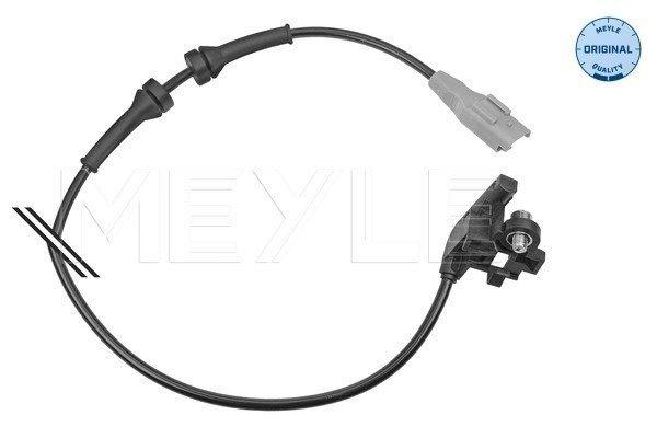 Sensor, Raddrehzahl Hinterachse beidseitig MEYLE 40-14 800 0022