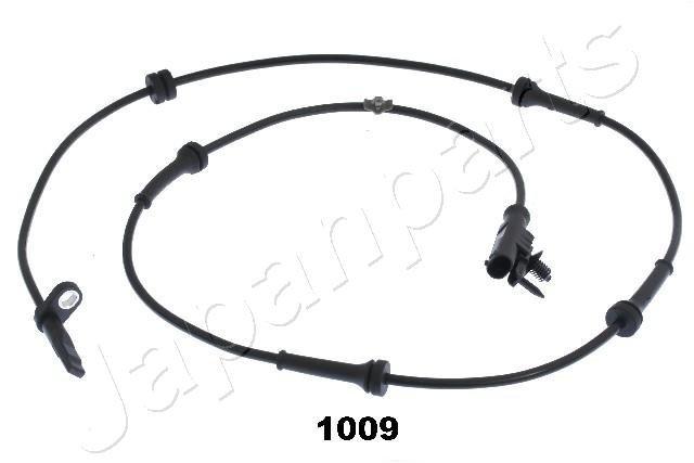 Sensor, Raddrehzahl vorne JAPANPARTS ABS-1009