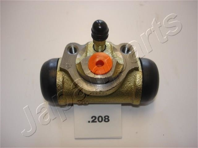 Radbremszylinder Hinterachse JAPANPARTS CS-208