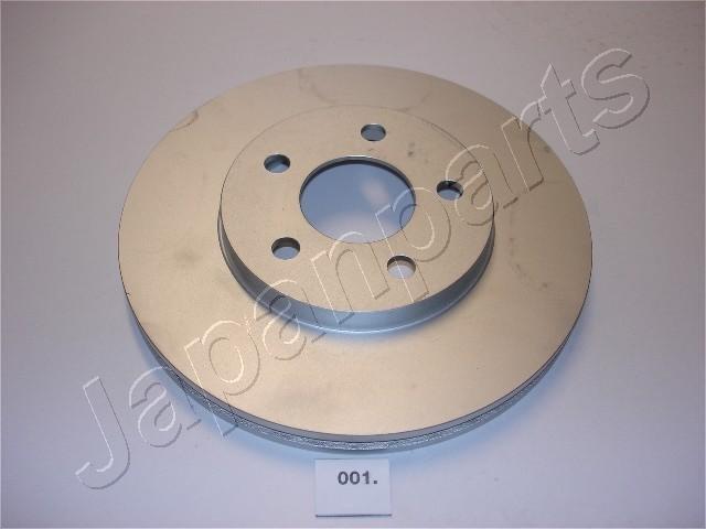 Bremsscheibe Vorderachse JAPANPARTS DI-001
