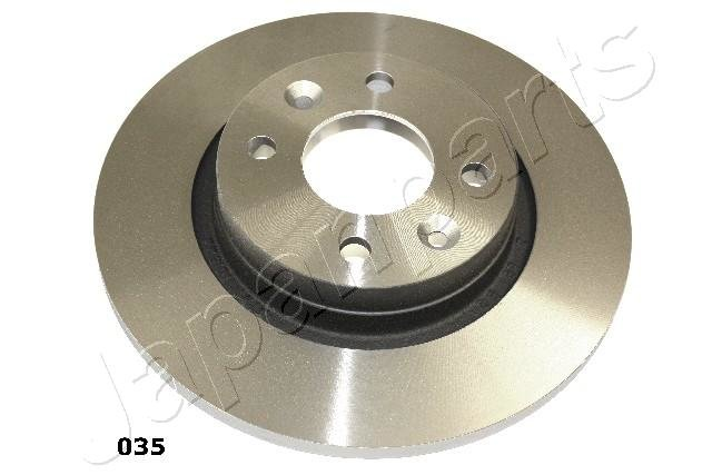 Bremsscheibe Vorderachse JAPANPARTS DI-035