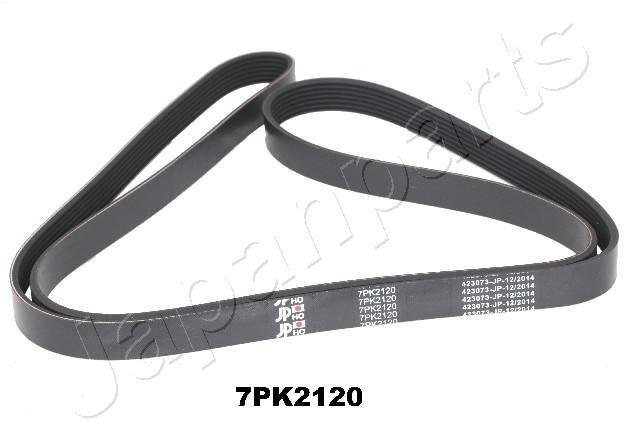 Keilrippenriemen JAPANPARTS DV-7PK2120