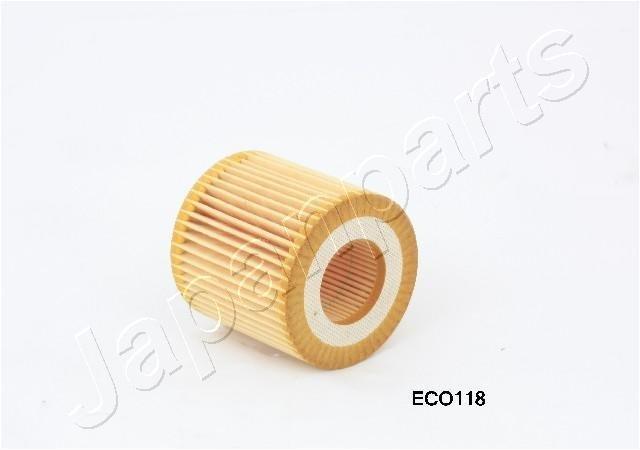 Ölfilter JAPANPARTS FO-ECO118
