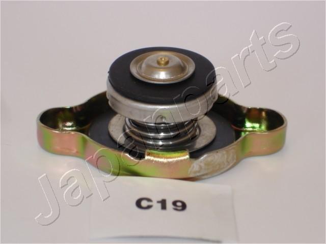 Verschlussdeckel, Kühler JAPANPARTS KH-C19
