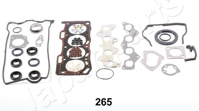 Dichtungsvollsatz, Motor JAPANPARTS KM-265