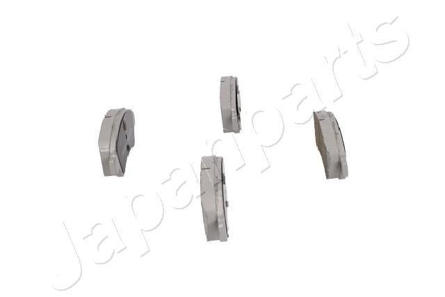Bremsbelagsatz, Scheibenbremse Vorderachse JAPANPARTS PA-0051AF