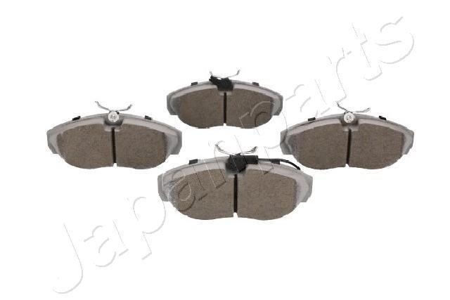 Bremsbelagsatz, Scheibenbremse Vorderachse JAPANPARTS PA-0056AF