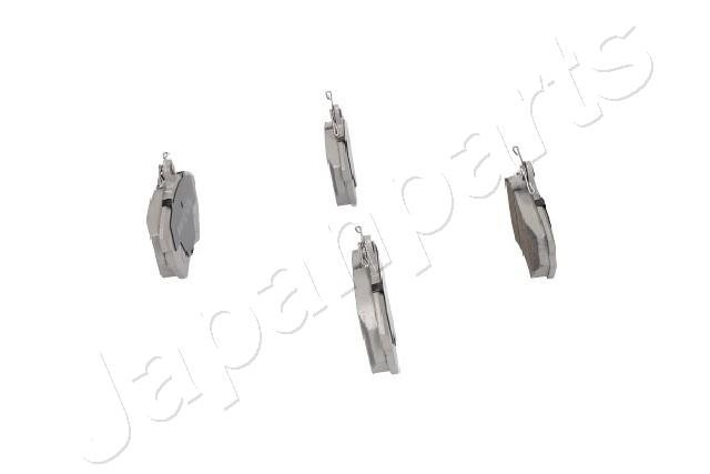 Bremsbelagsatz, Scheibenbremse Vorderachse JAPANPARTS PA-0083AF