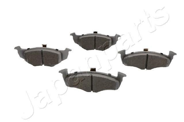 Bremsbelagsatz, Scheibenbremse Vorderachse JAPANPARTS PA-0085AF