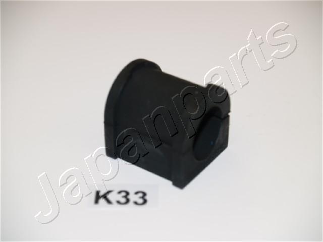 Lagerbuchse, Stabilisator Vorderachse beidseitig JAPANPARTS RU-K33
