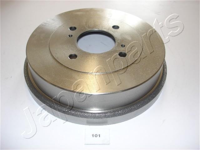 Bremstrommel Hinterachse JAPANPARTS TA-101