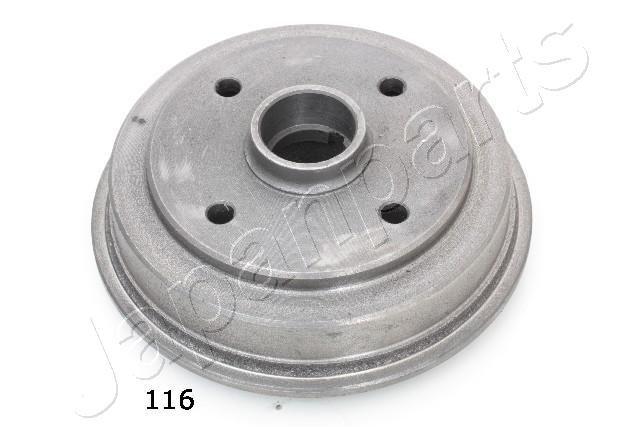 Bremstrommel Hinterachse JAPANPARTS TA-116