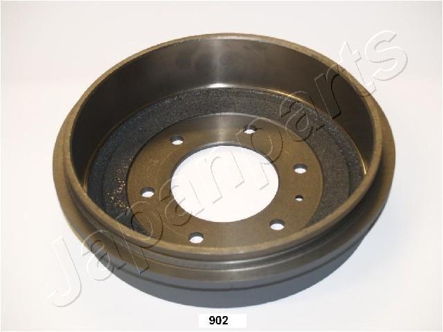 Bremstrommel Hinterachse JAPANPARTS TA-902 Bild 2