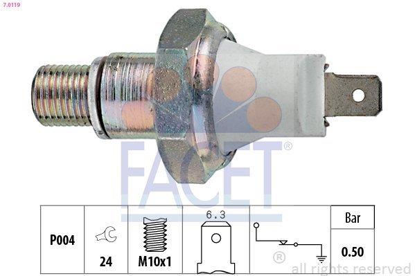 Öldruckschalter FACET 7.0119