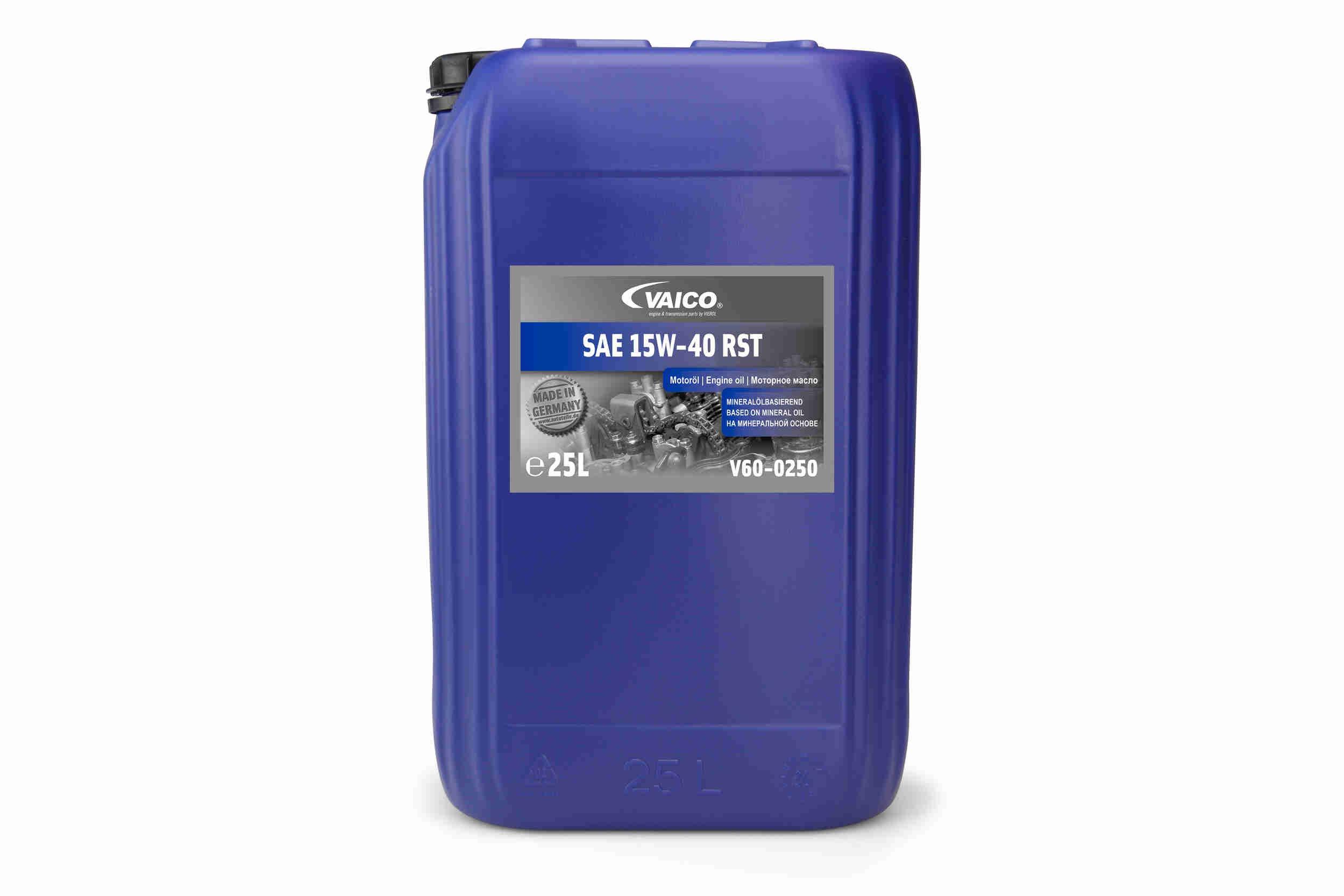 Motoröl 15W-40 RST 25L VAICO V60-0250 Bild 1