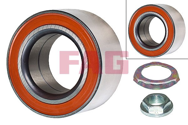 Radlagersatz FAG 713 6671 50