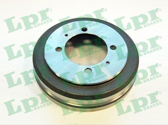 Bremstrommel LPR 7D0639 Bild 1