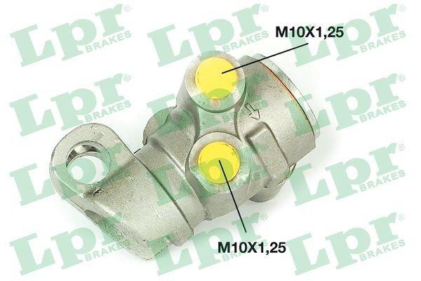 Bremskraftregler LPR 9900