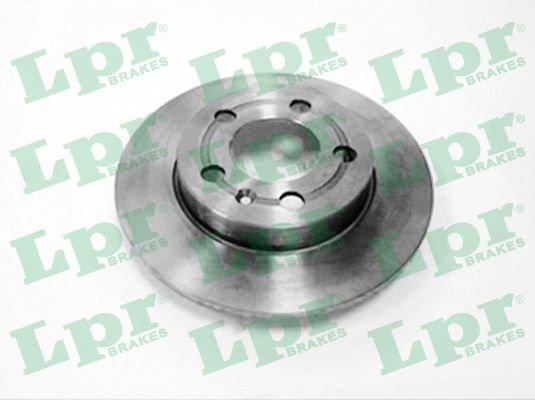 Bremsscheibe LPR A1592P