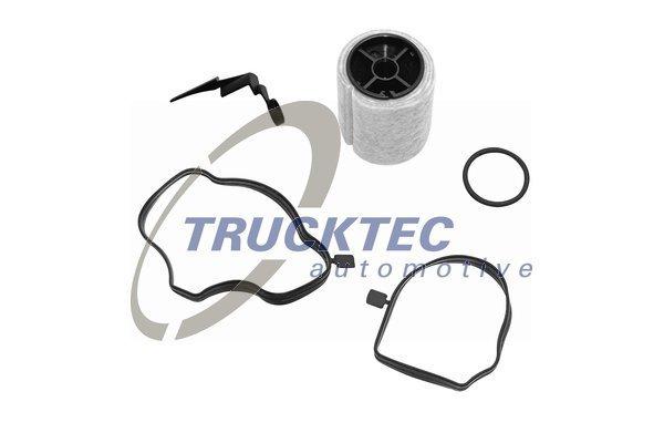 Filter, Kurbelgehäuseentlüftung TRUCKTEC AUTOMOTIVE 08.10.146