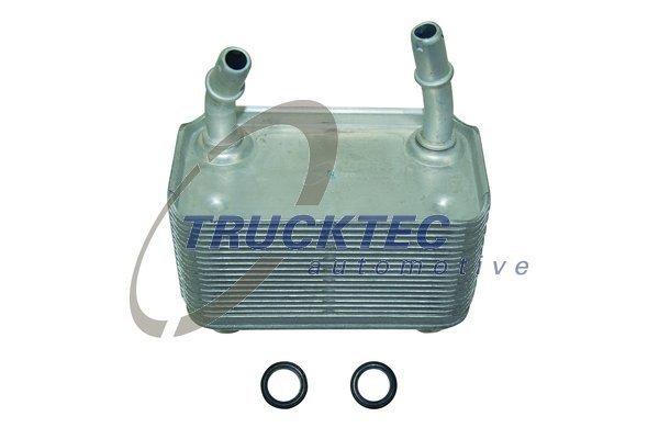 Ölkühler, Automatikgetriebe TRUCKTEC AUTOMOTIVE 08.25.025