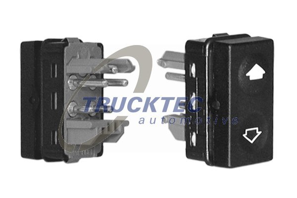 Schalter, Fensterheber TRUCKTEC AUTOMOTIVE 08.61.001