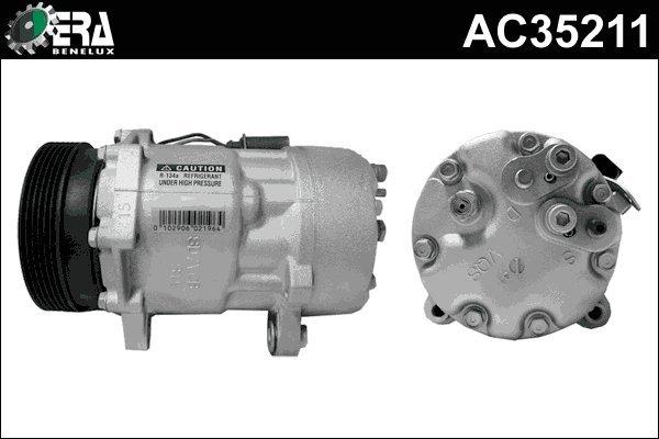 Kompressor, Klimaanlage ERA Benelux AC35211