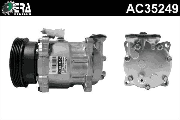 Kompressor, Klimaanlage ERA Benelux AC35249