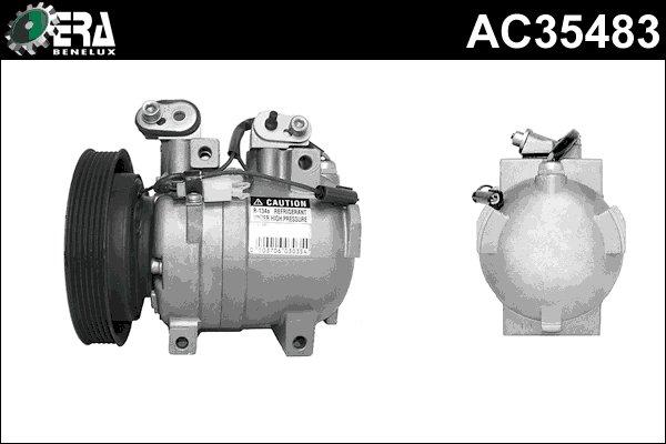 Kompressor, Klimaanlage ERA Benelux AC35483