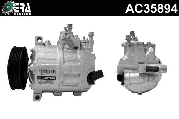 Kompressor, Klimaanlage ERA Benelux AC35894