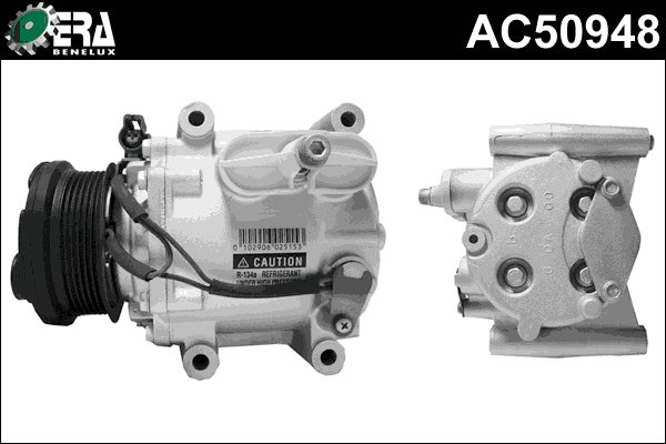 Kompressor, Klimaanlage ERA Benelux AC50948