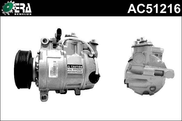 Kompressor, Klimaanlage ERA Benelux AC51216