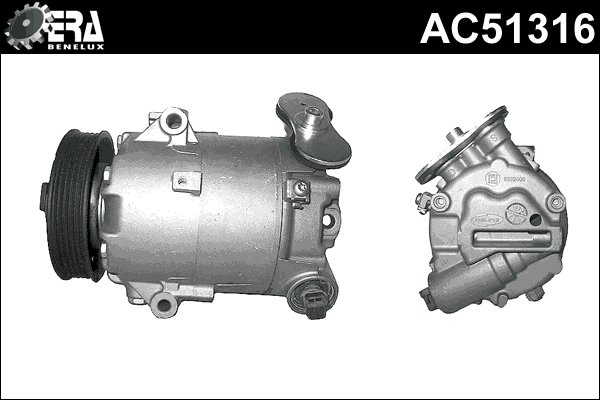 Kompressor, Klimaanlage ERA Benelux AC51316