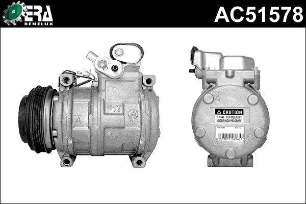 Kompressor, Klimaanlage ERA Benelux AC51578