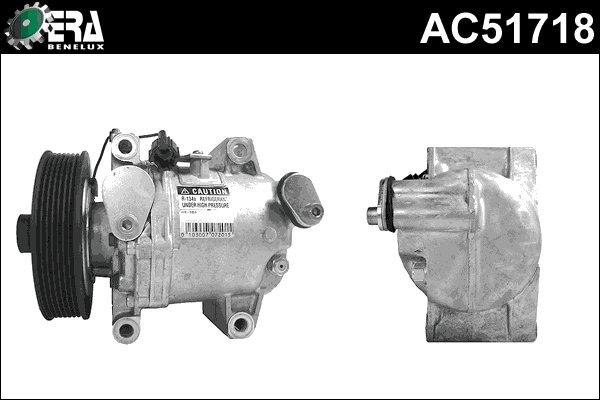 Kompressor, Klimaanlage ERA Benelux AC51718