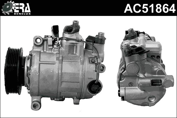 Kompressor, Klimaanlage ERA Benelux AC51864