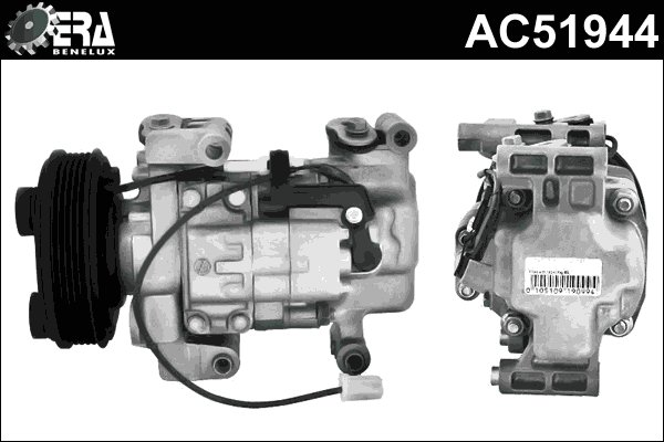 Kompressor, Klimaanlage ERA Benelux AC51944