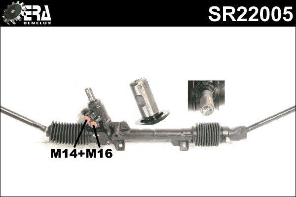 Lenkgetriebe ERA Benelux SR22005