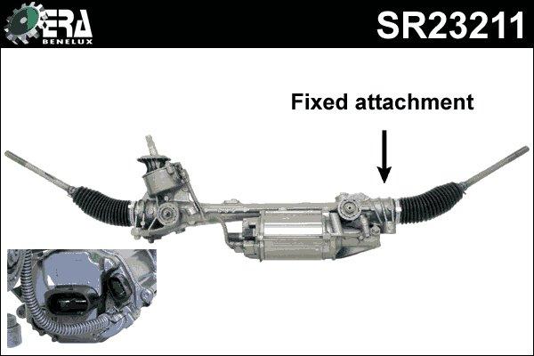 Lenkgetriebe ERA Benelux SR23211